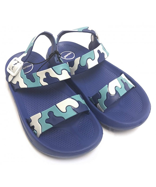 Fresko Boys Toddler Camo Sandals