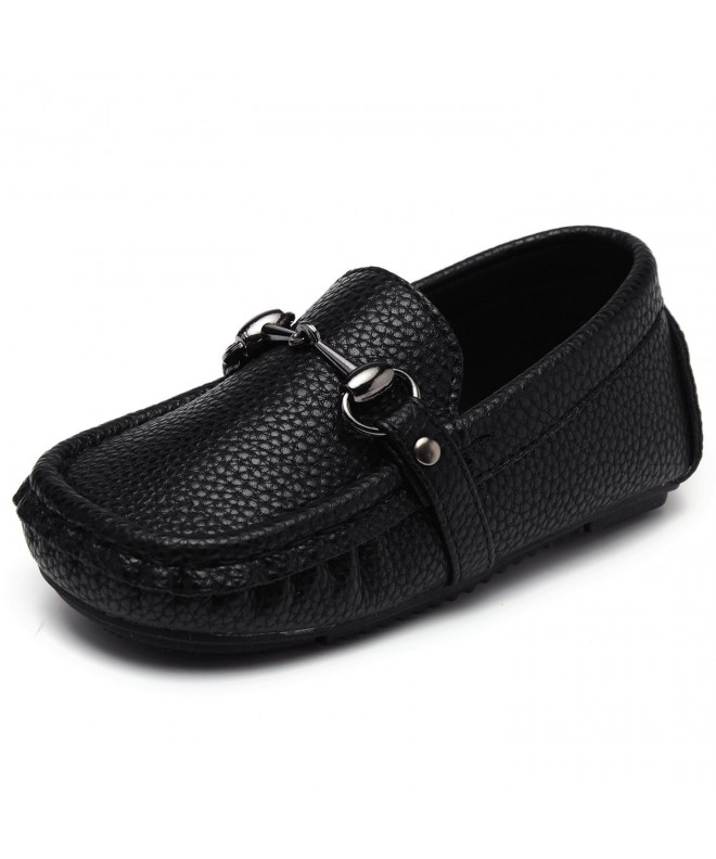 UBELLA Toddler Girls Leather Loafer