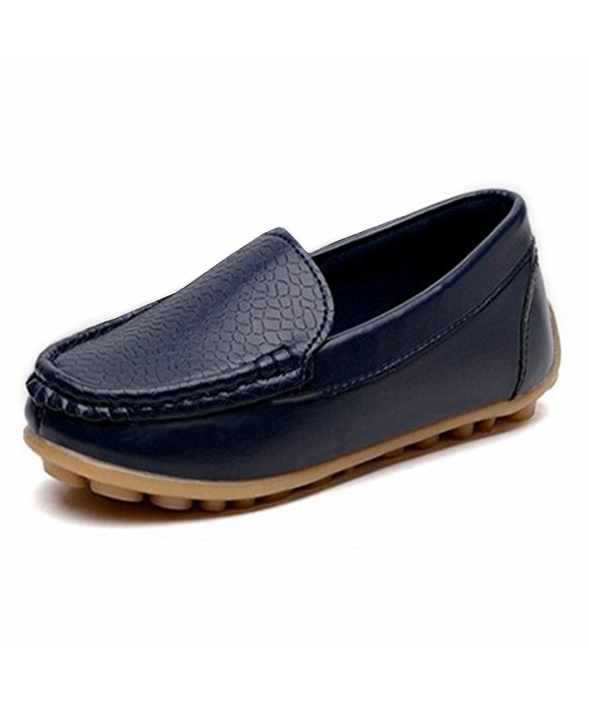 RVROVIC Loafers Oxford Leather Toddler