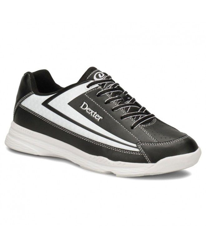 Dexter Bowling Shoes Black White