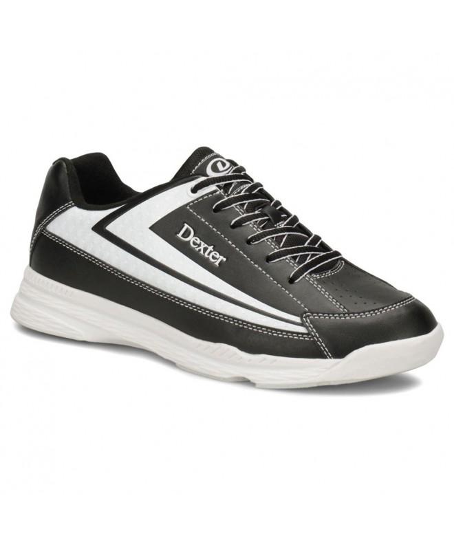 Dexter Bowling Shoes Black White