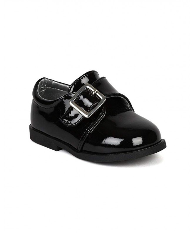 Leatherette Velcro Buckle Church Infant