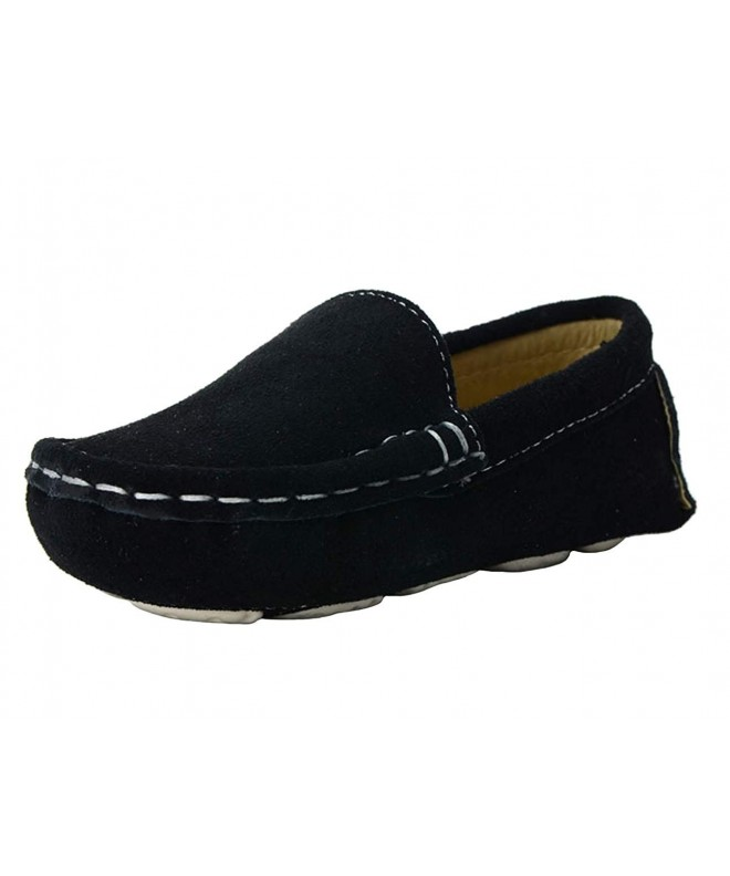 WUIWUIYU Loafers Moccasins Comfort Toddler
