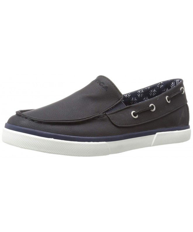 Nautica Kids Doubloon Tumbled Loafer