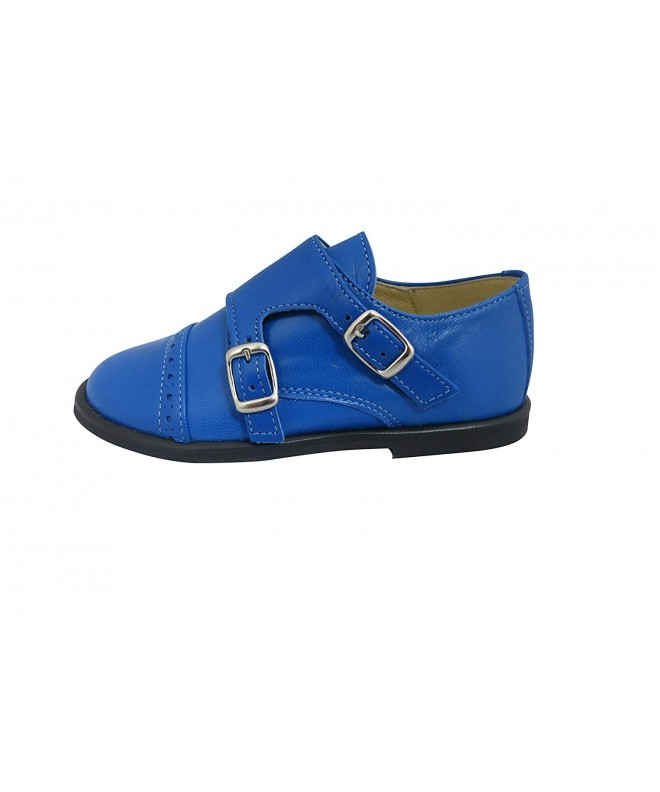 Marelle Boys Blue Dress Shoe