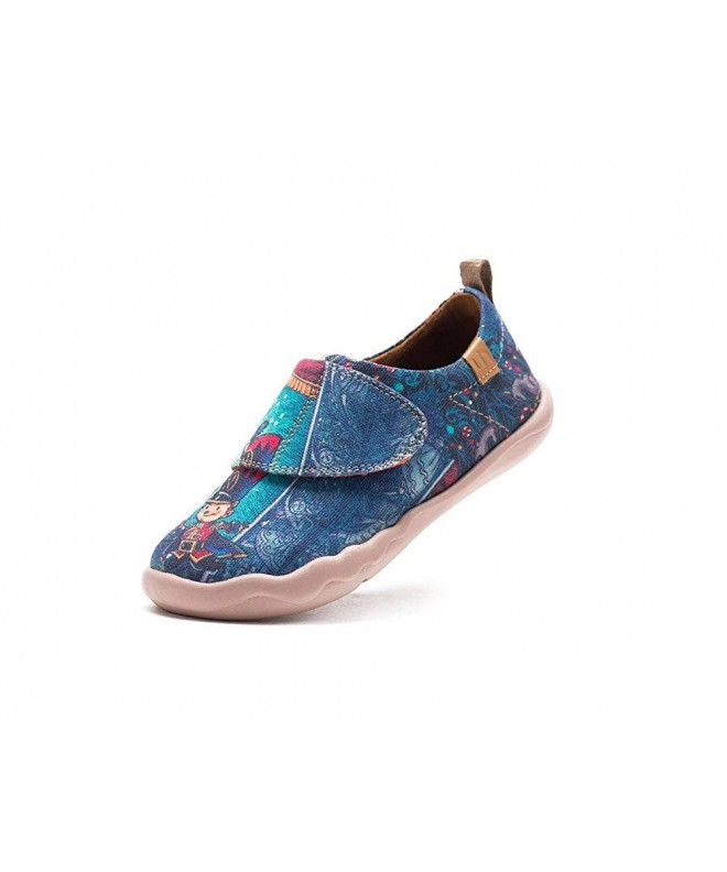 UIN Travel Canvas Loafer Little
