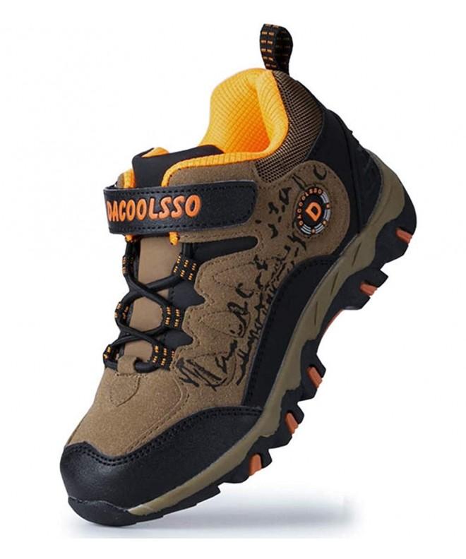DADAWEN Waterproof Outdoor Athletic Sneakers