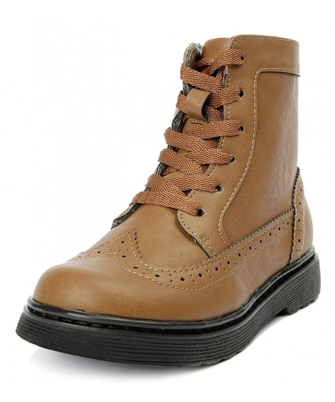 JELLY BEANS Wingtip Hiking Zipper