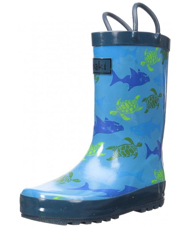 OAKI Rubber Boots Easy Handles