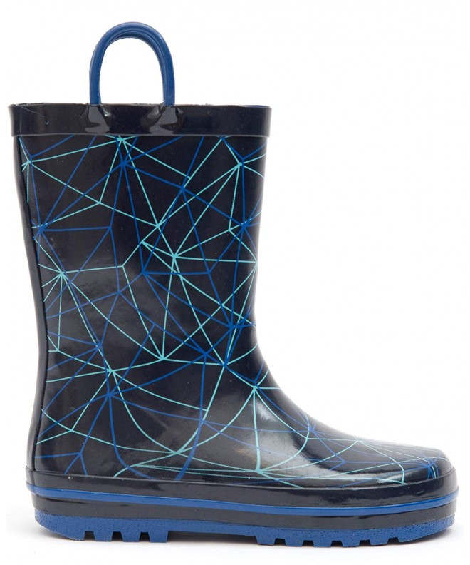MOFEVER Toddler Kids Rubber Boots