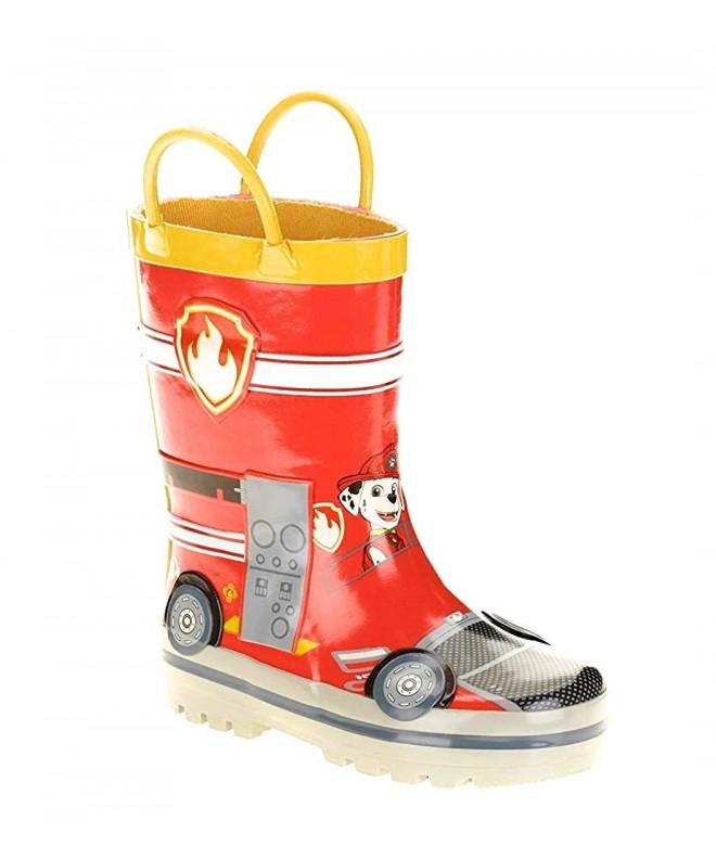 PAW Nickelodeon Boys Patrol Boots