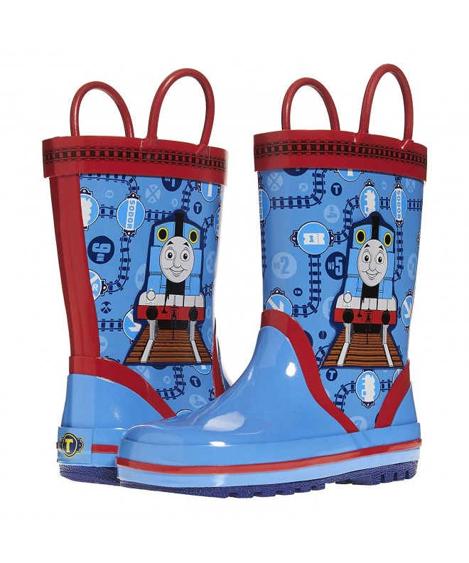 Thomas Friends Boots Rubber Galoshes