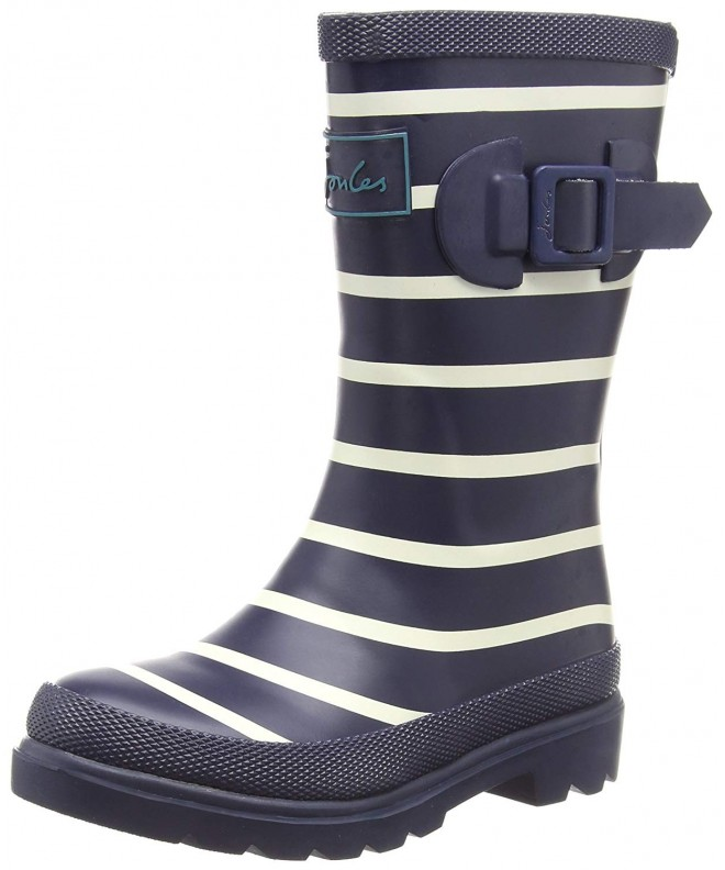 Joules Junior Boys Rainboot Print