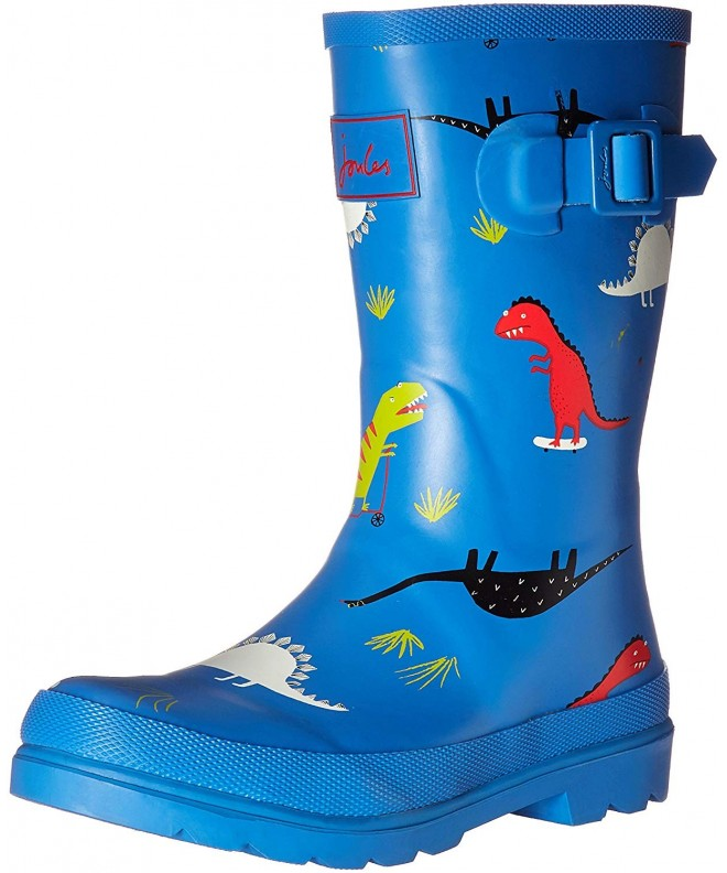 Joules Boys Printed Welly Rain