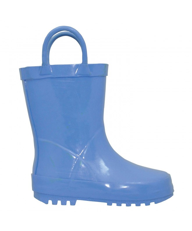 i play Solid Rubber Rainboots