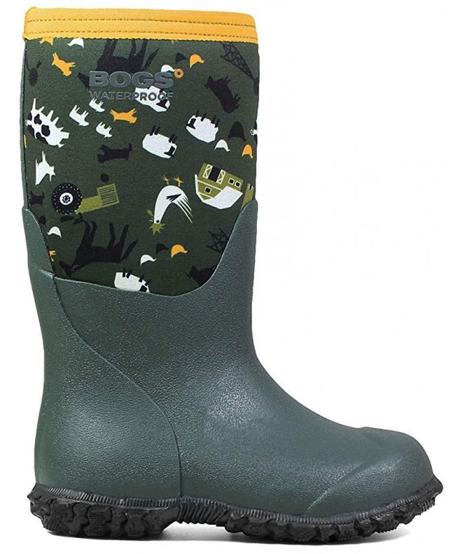 Bogs Range Green Multi Toddler