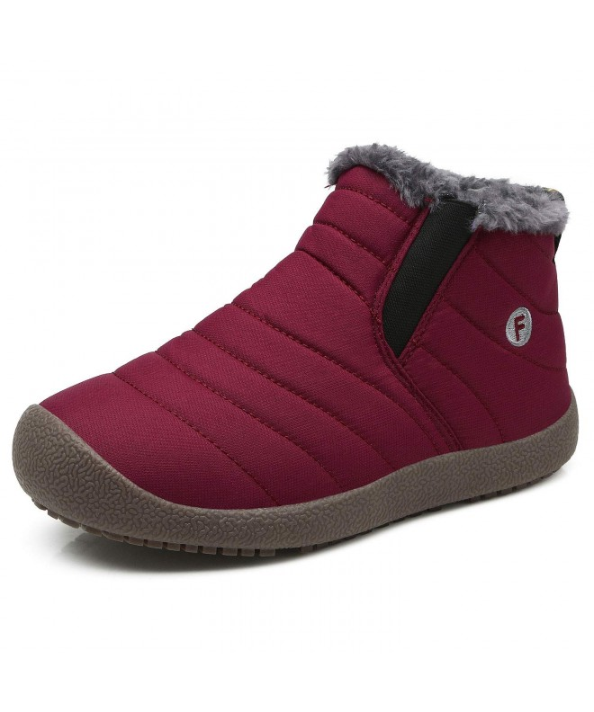 Winter Resistant Booties Anti Slip Lightweight
