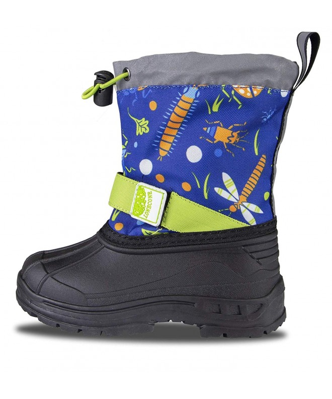LONECONE Waterproof Snow Boots Toddlers