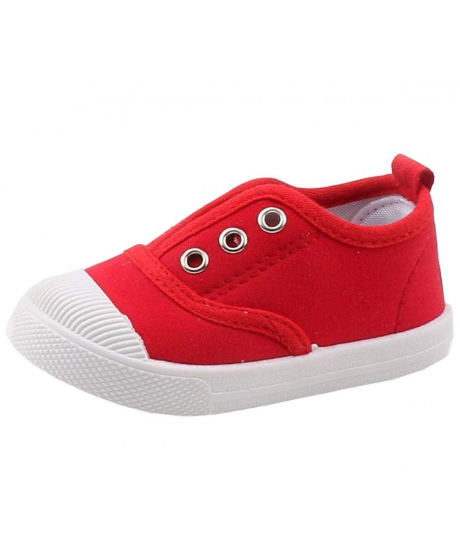 DADAWEN Canvas Lightweight Sneakers Running