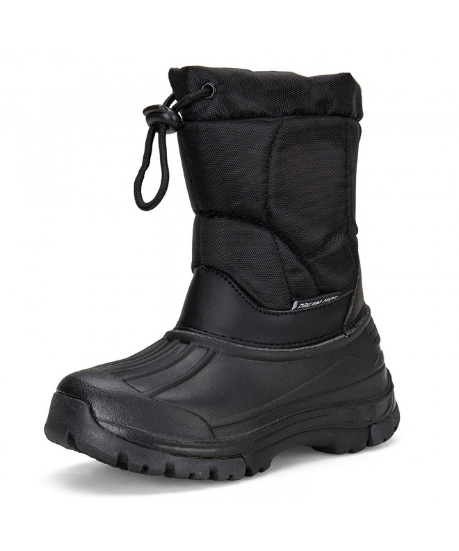 DREAM KIDS Outdoor Waterproof Winter Boots