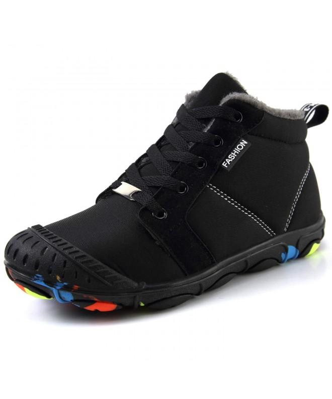 Z joyee Waterproof Winter Boots Black