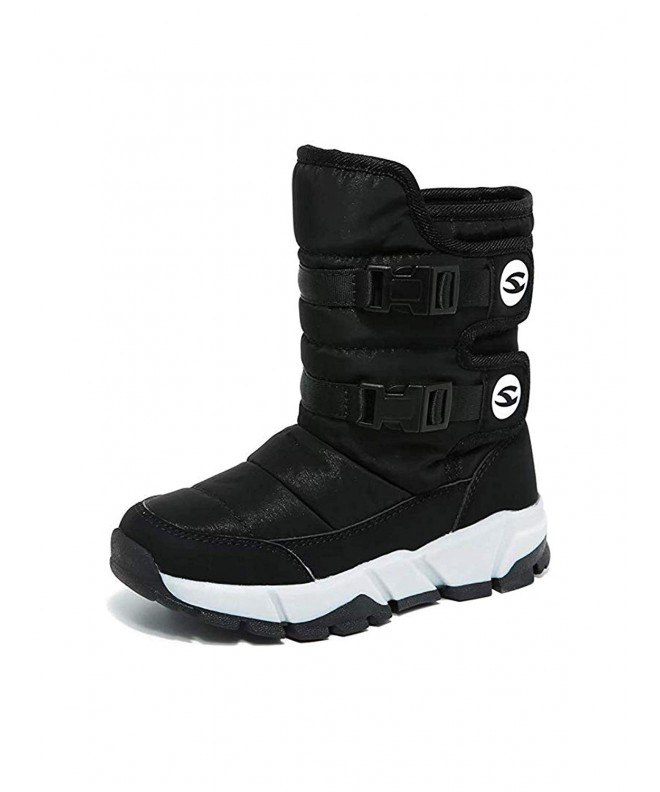 Boots Girls Winter Waterproof Outdoor