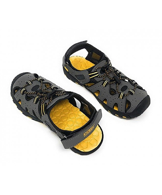 Khombu Kids Athletic Active Sandals