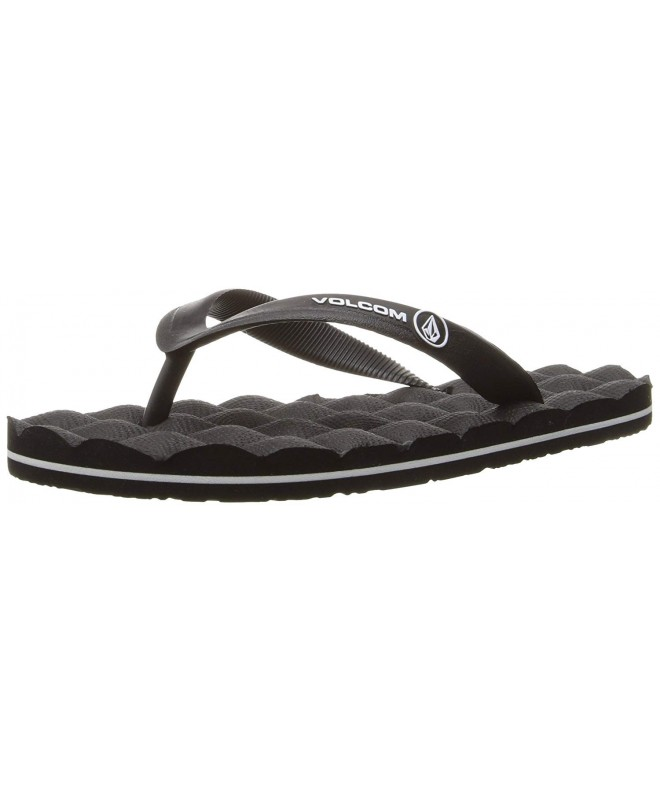 Volcom Recliner Rubber Youth Sandal