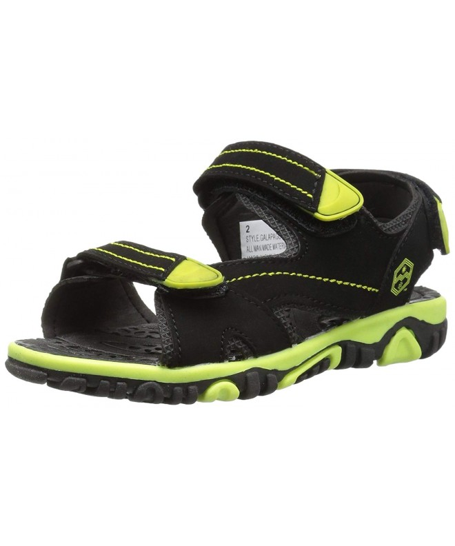Khombu Kids Boys Threadfin Sandal
