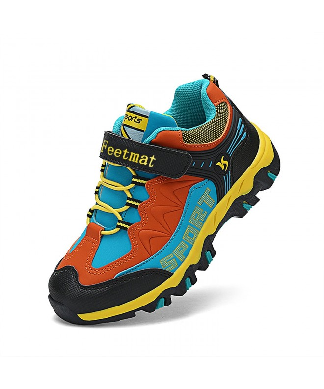 Feetmat Hiking Running Sneaker Orange