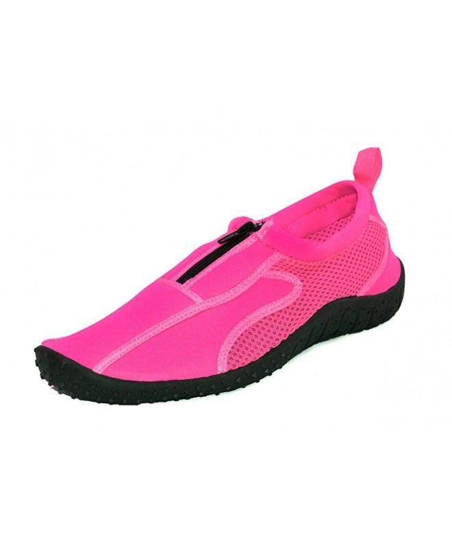 Rockin Footwear Zippers Rubber Water