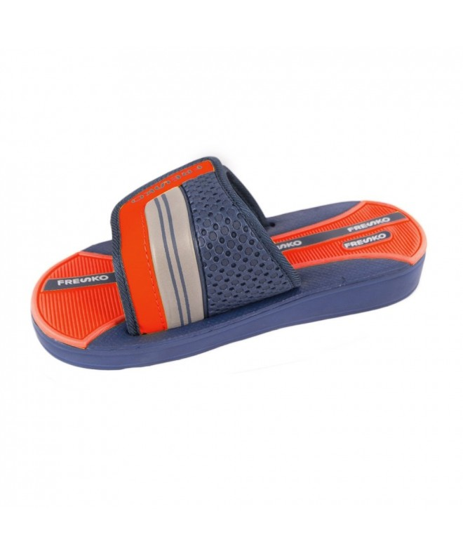 Fresko Blue Slip Water Sandals