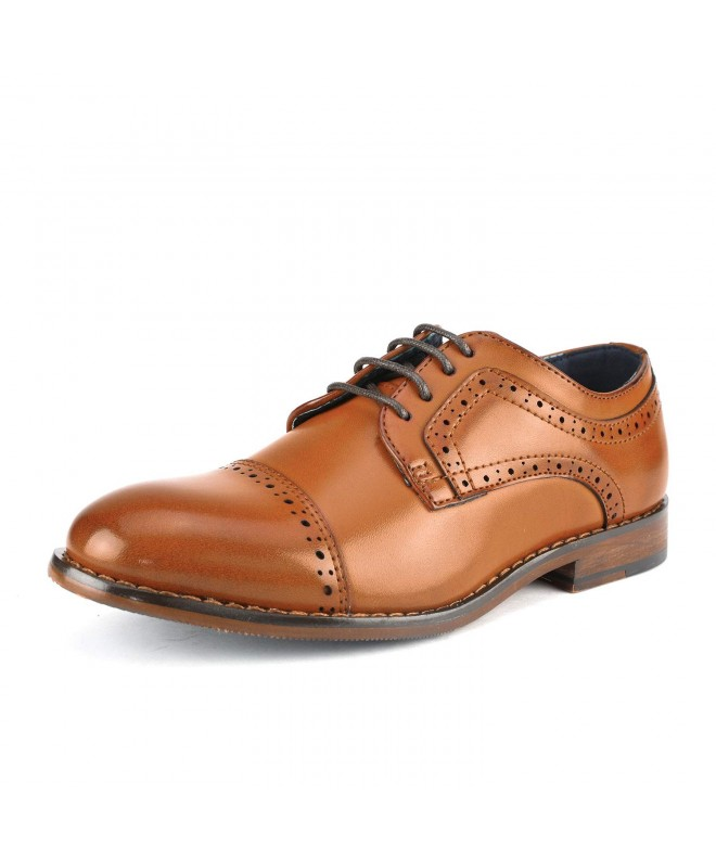 Bruno Marc Prince K Classic Oxfords